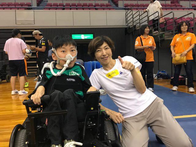 電動車椅子サッカー,石脇翔太,