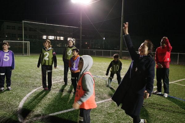 ウォーキングサッカー